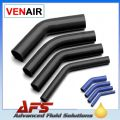 VENAIR 45 DEGREE Silicone Hose, Silicon Pipe BLUE, BLACK or RED